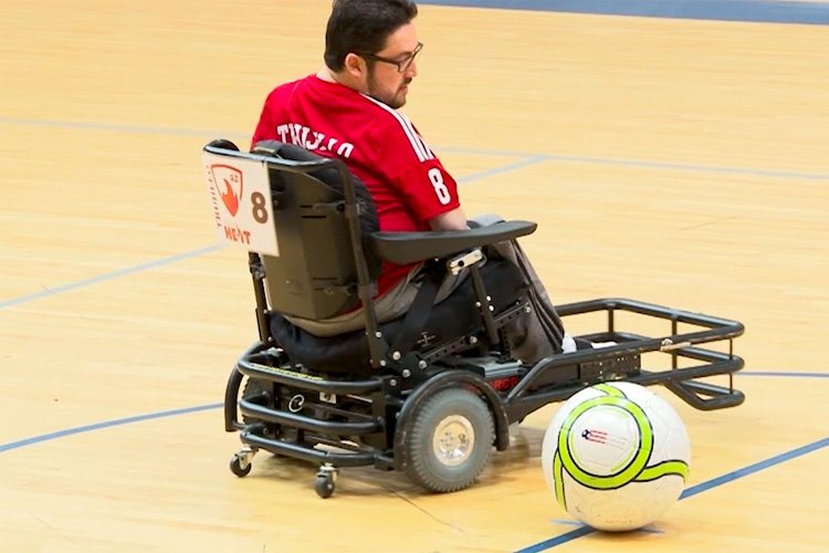 Adaptive sports a 'blessing' for Valley journalist - AZ Big Media